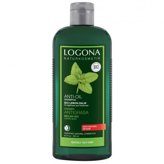 Shampo regolatore Melisa Logona, 500 ml