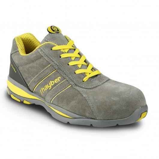 Chaussures de sécurité Sport Line Goal S1+P GRIS J'Hayber