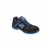 Scarpe antinfortunistiche Casual sport Style S1P SRC BLU SCURO-BLU J'Hayber