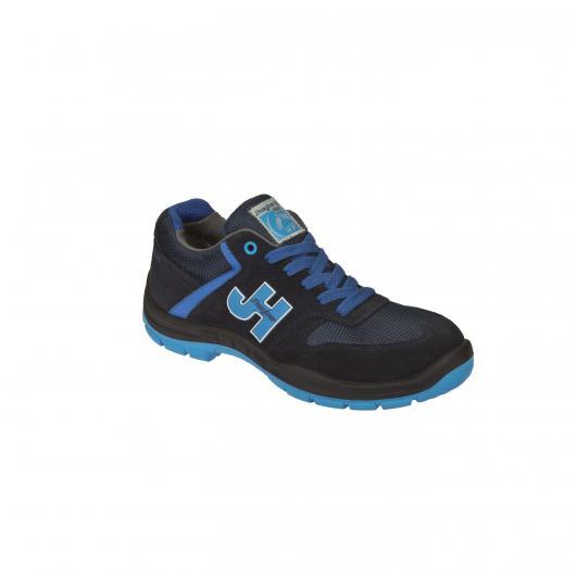 Chaussures de sécurité Casual Sport Style S1P SRC BLEU-BLEU MARINE J'Hayber