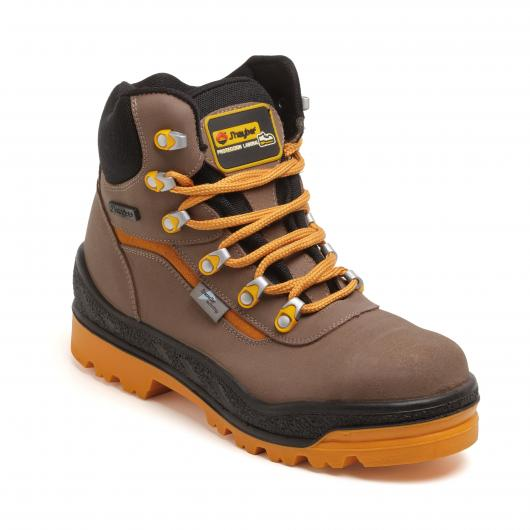 Chaussures de sécurité Sympatex Escala S3 MARRON J'Hayber
