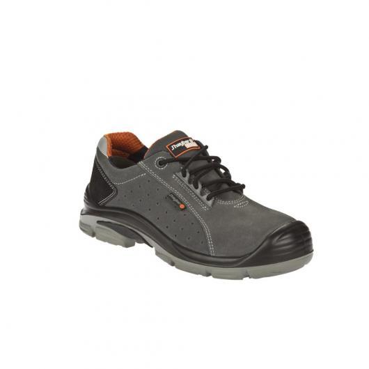 Chaussures de sécurité New Ultralight New Heat S1+P SRC GRIS J'Hayber