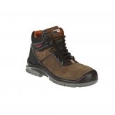 Chaussures de sécurité New Ultralight New Celtic S3 SRC MARRON J'Hayber
