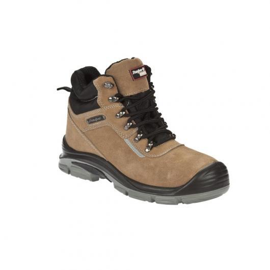 Chaussures de sécurité New Ultralight New Raptor S3 SRC TABAC J'Hayber