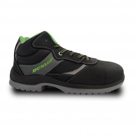 Chaussures de sécurité First One High NOIR Dunlop