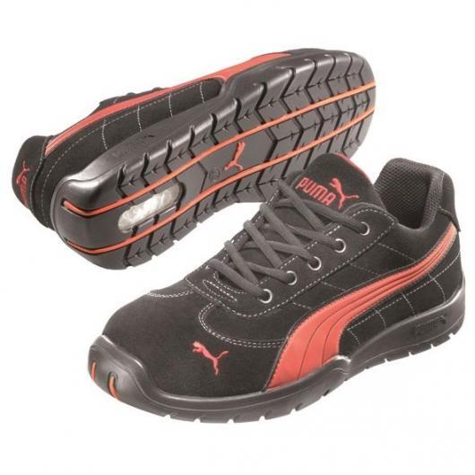 Chaussures de sécurité Silverstone Low S1P HRO SRC Puma
