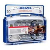 Kit di accessori da taglio EZ SpeedClic Dremel (SC690)