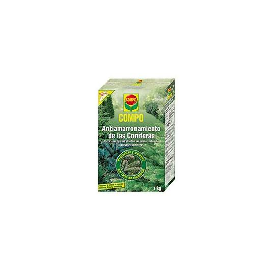 Anti imbrunimento Conifera Compo 1 Kg