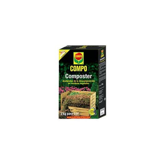 Accélérateur compostage Composter Compo 2 kg