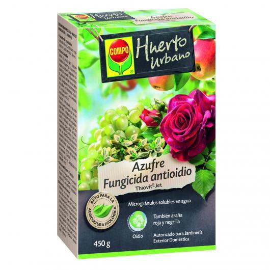 Fungicida Zolfo Antiodio Compo 450 g