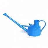 Blue 0.9ltr bonsai watering can