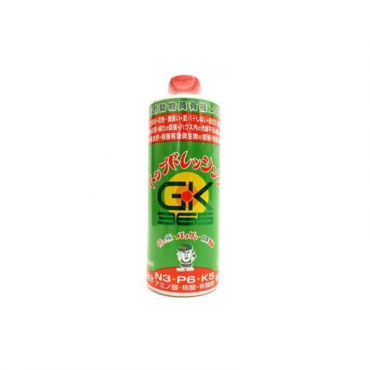 Fertilizzante organico liquido Green King 170 gr