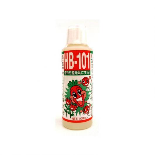 Fertilizzante Liquido rivitalizzante naturale HB-101 100 cc