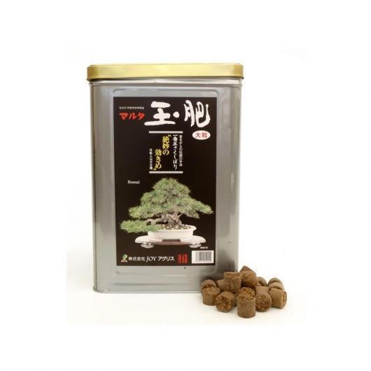 Fertilizzante organico Joy Tamahi grano grosso 8 kg