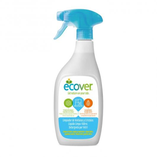 Limpiacristales Ecover, 500 ml