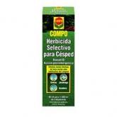 Herbicida seletivo para relvas Compo, 60 ml