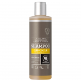 Shampoo de camomila para cabelos claros Urtekram, 250 ml