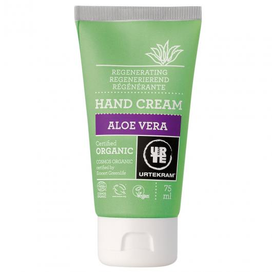 Crema de Manos Aloe Vera Urtekram 75ml