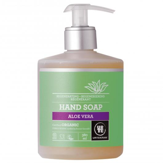 Jabón de manos Aloe Vera Urtekram 380 ml