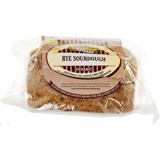 Pane integrale di Segale BioSpirit, 400 gr