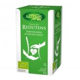 Tisana Redutens T Artemis, 20 filtros.