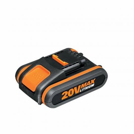 Batterie au lithium-ion Worx 20 V 2 Ah
