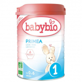 Leite Iniciação Nº1 Babybio, 900 g