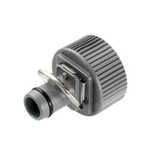 Adaptador macho grifo 3/4-13mm, 1 ud