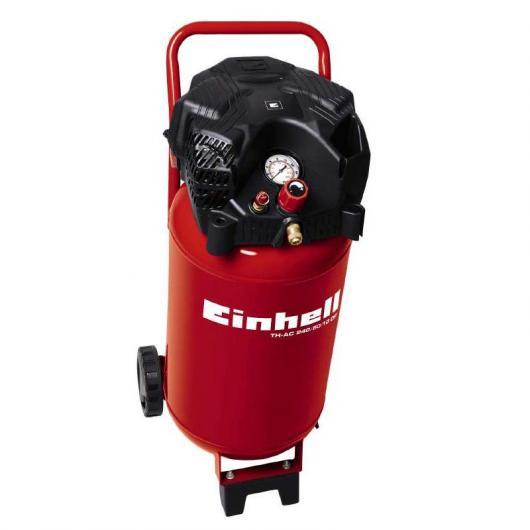 Compressore verticale di aria Th - AC 240/50/10 OF Einhell
