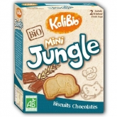 Biscotti Mini Jungle Kalibio, 160 gr