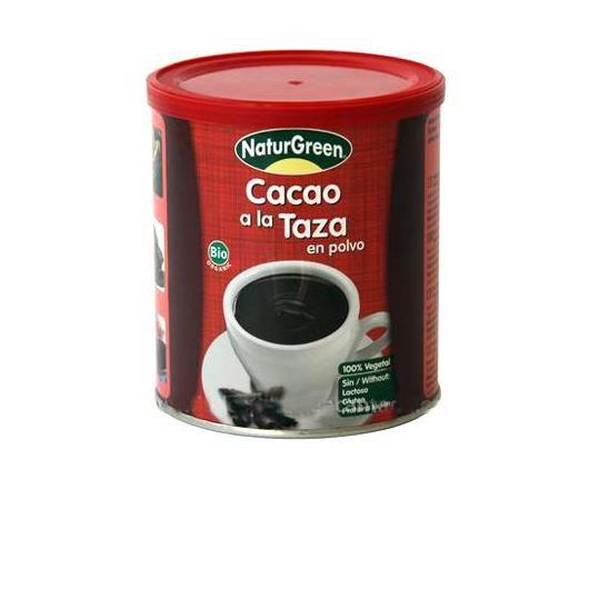 Cacao a la Taza Naturgreen, 250 g
