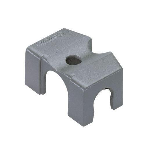 Caballete para tubo 13mm, 2 ud