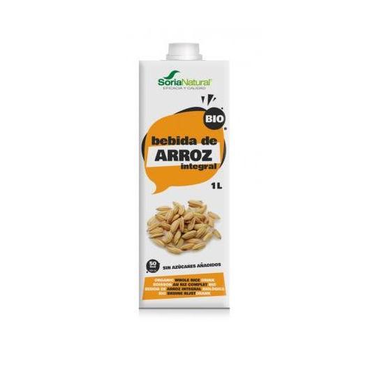 Confezione 3x1 L Latte di Riso Integrale Soria Natural