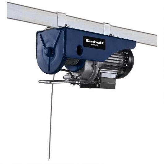 Paranco Elettrico BT - EH 250 kg Einhell
