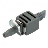 Conector de 4,6 mm, 10 ud