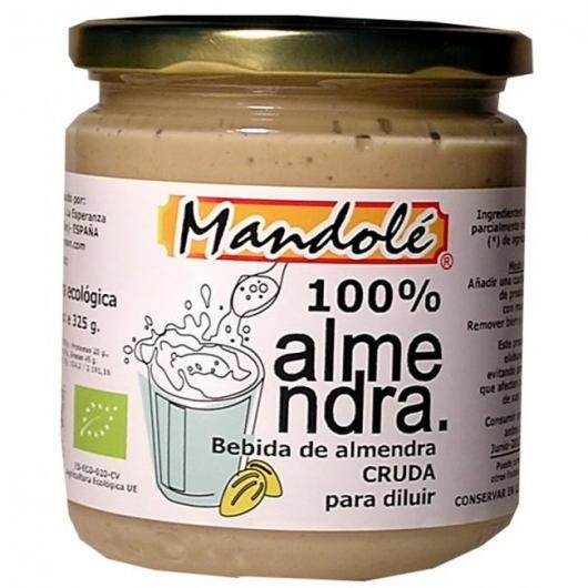Bevanda di Mandorle crude per diluire Mandolé, 325 g