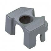 Caballete para tubo 4,6 mm, 5 ud
