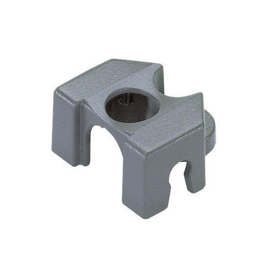 Pièce de fixation pour tube 4,6 mm 5 pièces
