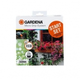 Set inicial para jardineras