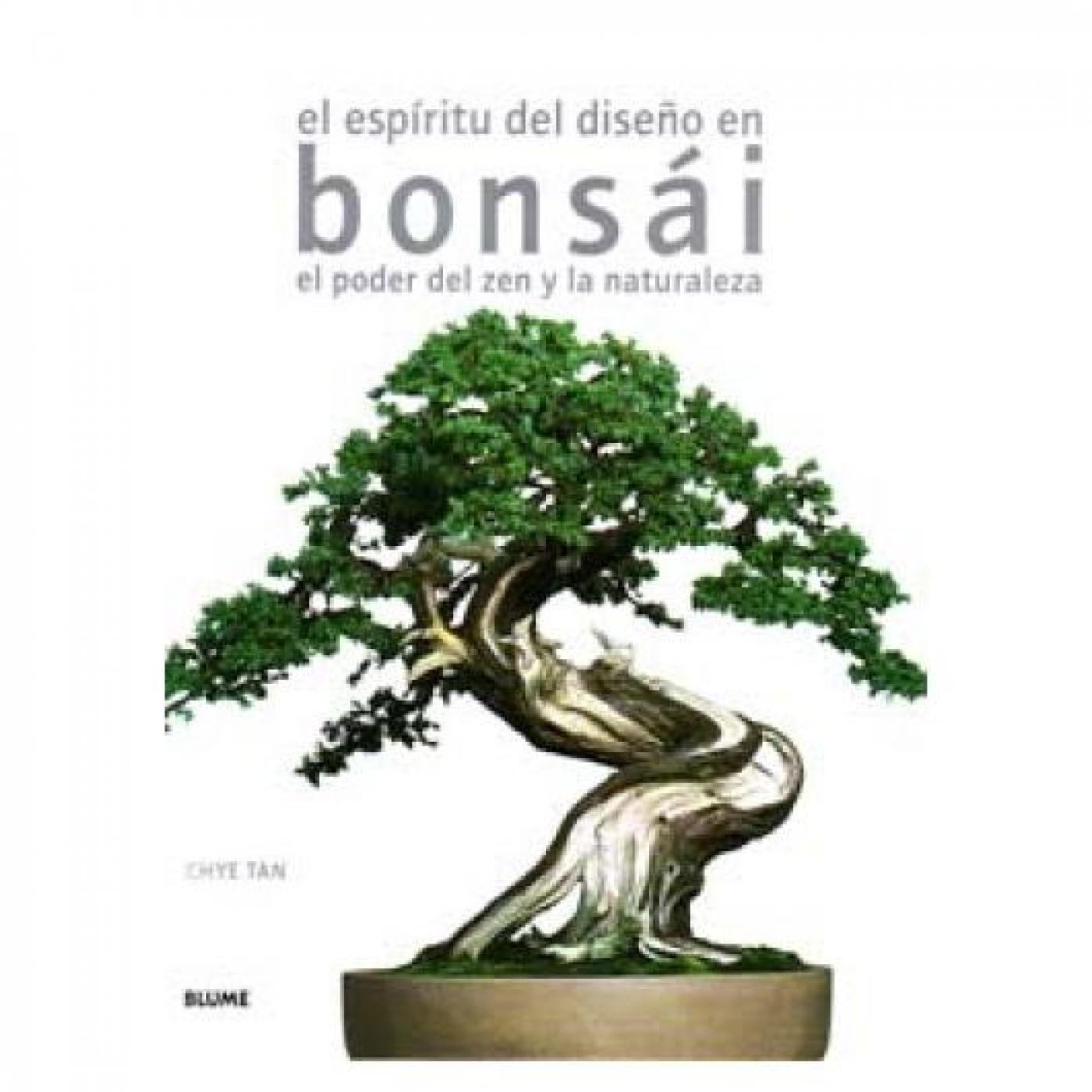 El esp ritu del dise o en bons i por 24 90 en planeta huerto - Libros sobre bonsai ...