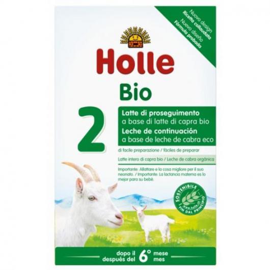 Lait de chèvre de continuation 2 Holle, 400 g