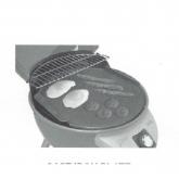 Placa de ferro circular Char-Broil
