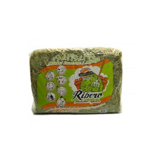 Fieno di alfalfa per conigli e roditori, 5 kg