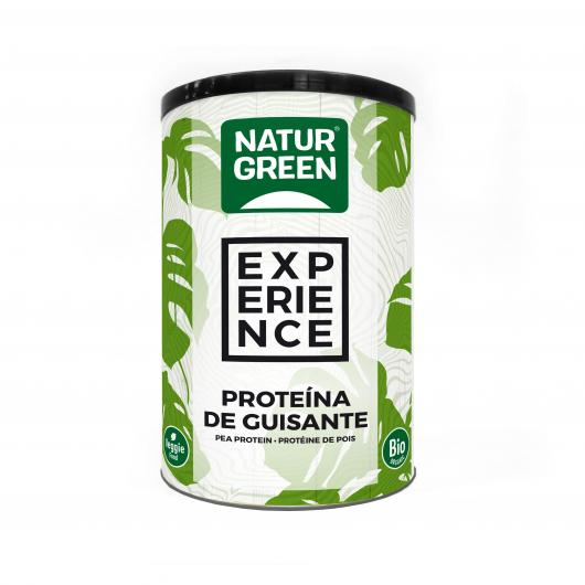 Proteína de Guisante Naturgreen, 250 g.