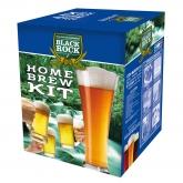 Equipamento com utensílios elaboração de cerveja