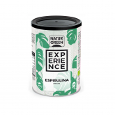 Spirulina Naturgreen, 175 g de pó.