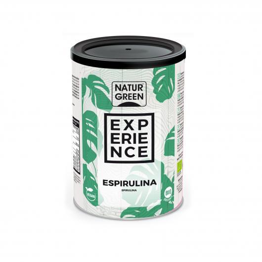 Spiruline en poudre Naturgreen, 175 g