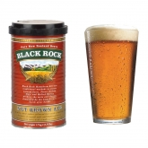 "Kit de ingredientes ""Black Rock"" Nut Brown Ale cerveza tipo Brown Ale"