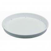 Piatto vaso classico bianco