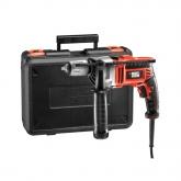 750 W Hammer Drill + Caso Black & Decker